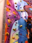 FUNDERDOME CLIMBING WALL 2011 by Iplayco