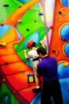 FUNDERDOME CLIMBING WALL a 2011 by Iplayco