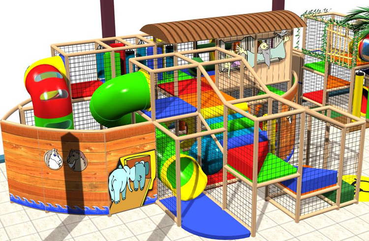indoor playground equipment blog by iplayco