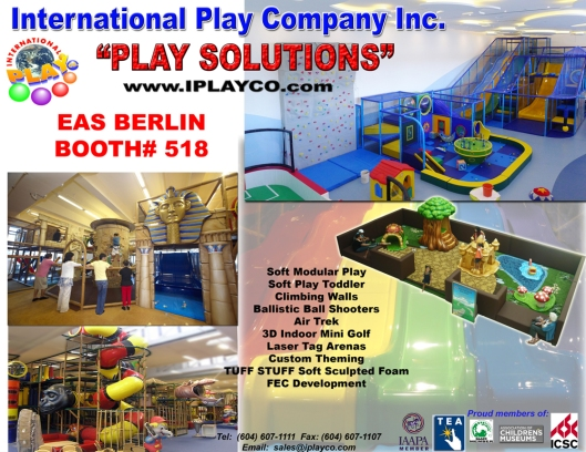 International Play - indoor playground equipment manufacturer