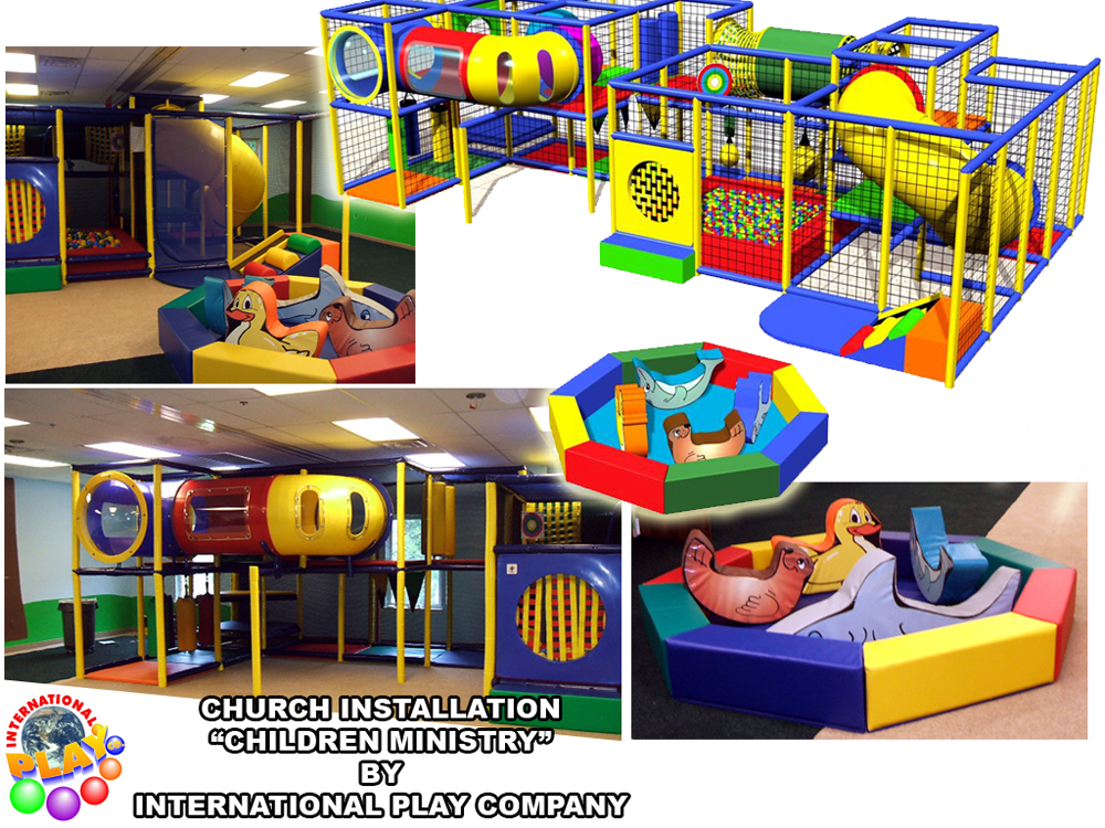 Iaapa indoor playground equipment blog by iplayco for Best indoor playground for toddlers