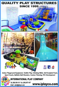 Commercial Indoor Playground Equipment & Structures