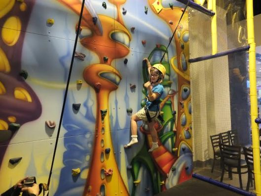Themed Climbing Wall by International Play Company