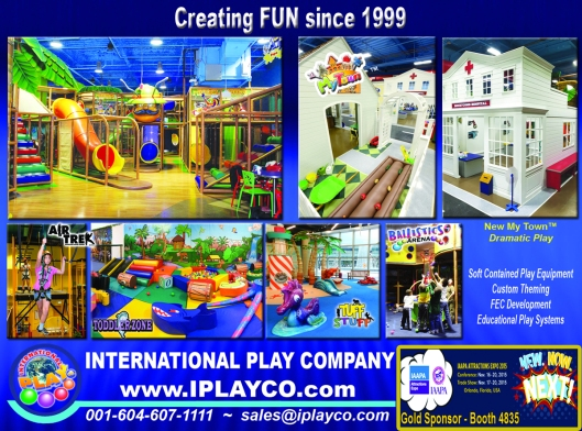 International Play - IAAPA 4835