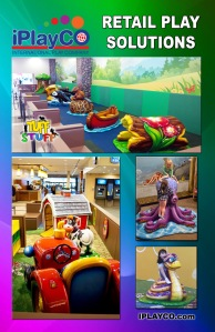 Retail Play Solutions, Commercial Playground Equipment, Play Structures