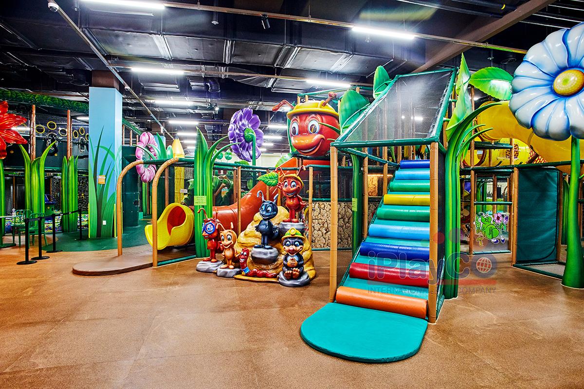 children's play equipment playground Ant World