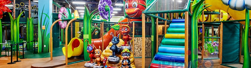 children's play equipment playground Ant World